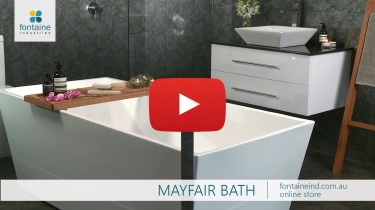 Mayfair Square Freestanding Bath Bathtub